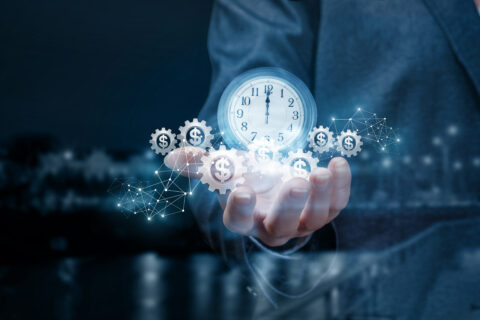 Zeitwerberechnung